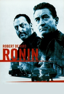 Ronin - Poster / Capa / Cartaz - Oficial 6