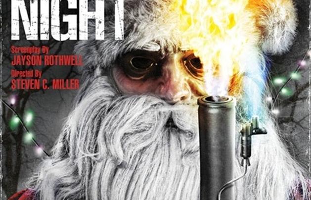 "Pôster teatral para ""Silent Night"" - Trash"
