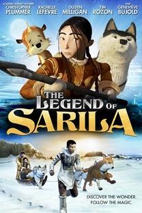A Lenda de Sarila - Poster / Capa / Cartaz - Oficial 2