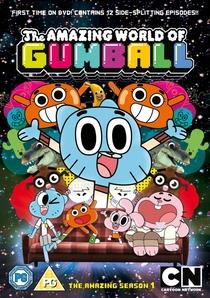 O IncrÍvel Mundo de Gumball (1ª temporada) - Poster / Capa / Cartaz - Oficial 1
