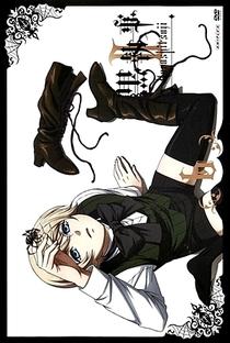 Kuroshitsuji (2ª Temporada) - Poster / Capa / Cartaz - Oficial 14