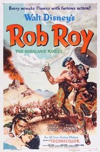 Rob Roy, O Grande Rebelde - Poster / Capa / Cartaz - Oficial 1