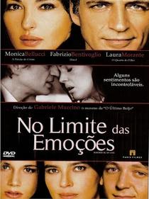 No Limite das Emoções - Poster / Capa / Cartaz - Oficial 2