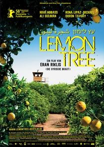 Lemon Tree - Poster / Capa / Cartaz - Oficial 3
