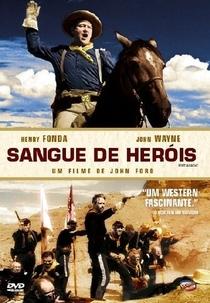 Sangue de Heróis - Poster / Capa / Cartaz - Oficial 10