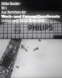 Nr. 1 - Aus Berichten der Wach- und Patrouillendienste - Poster / Capa / Cartaz - Oficial 1