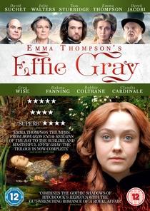Effie Gray: Uma Paixão Reprimida - Poster / Capa / Cartaz - Oficial 6