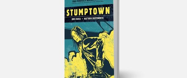 Stumptown   ABC encomenda piloto para adaptação de HQ