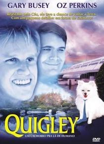 Quigley - Um Cachorro pra lá de Humano - Poster / Capa / Cartaz - Oficial 1