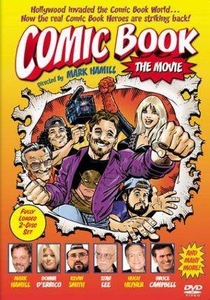 Comic Book: The Movie - Poster / Capa / Cartaz - Oficial 1