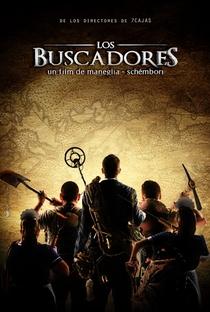Em Busca do Tesouro Desaparecido - Poster / Capa / Cartaz - Oficial 1