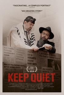 Keep Quiet - Poster / Capa / Cartaz - Oficial 1