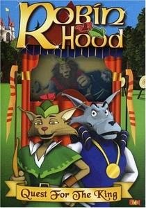Robin Hood: a Busca pelo Rei - Poster / Capa / Cartaz - Oficial 1