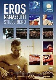 Eros Ramazzotti - Stilelibero - Poster / Capa / Cartaz - Oficial 1