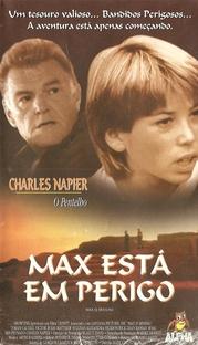 Max Está em Perigo - Poster / Capa / Cartaz - Oficial 1
