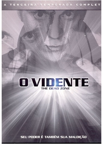 O Vidente (3ª Temporada) - Poster / Capa / Cartaz - Oficial 1