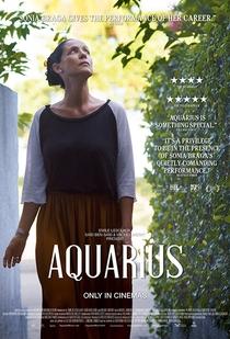 Aquarius - Poster / Capa / Cartaz - Oficial 2