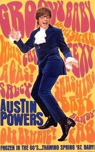 Austin Powers - 000 Um Agente Nada Discreto - Poster / Capa / Cartaz - Oficial 8