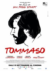 Tommaso - Poster / Capa / Cartaz - Oficial 1
