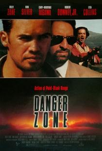 Zona de Perigo - Poster / Capa / Cartaz - Oficial 1
