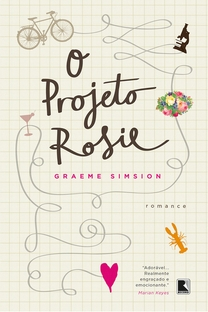 The Rosie Project - Poster / Capa / Cartaz - Oficial 1