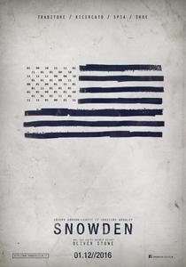 Snowden - Herói ou Traidor - Poster / Capa / Cartaz - Oficial 2