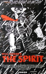 The Spirit: O Filme - Poster / Capa / Cartaz - Oficial 10