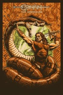 Conan, o Bárbaro - Poster / Capa / Cartaz - Oficial 9