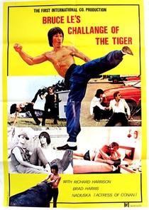 O Desafio do Tigre - Poster / Capa / Cartaz - Oficial 1