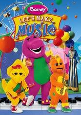 Barney: Vamos Fazer Musica - Poster / Capa / Cartaz - Oficial 1