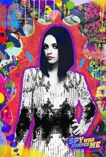 Meu Ex é um Espião - Poster / Capa / Cartaz - Oficial 10