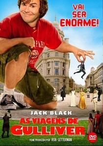 As Viagens de Gulliver - Poster / Capa / Cartaz - Oficial 2