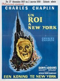 Um Rei em Nova York - Poster / Capa / Cartaz - Oficial 6