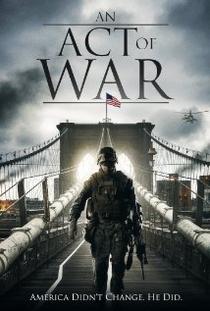 Um Ato de Guerra - Poster / Capa / Cartaz - Oficial 1