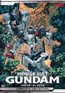 Mobile Suit Gundam: The 08th MS Team - Poster / Capa / Cartaz - Oficial 4