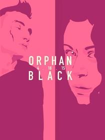 Orphan Black (3ª Temporada) - Poster / Capa / Cartaz - Oficial 9