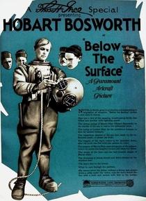 Below the Surface  - Poster / Capa / Cartaz - Oficial 1