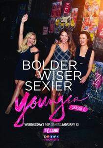 Younger (2ª Temporada) - Poster / Capa / Cartaz - Oficial 2