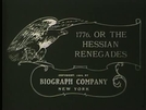 The Hessian Renegades (The Hessian Renegades)