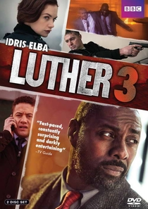 Luther (3ª Temporada) - Poster / Capa / Cartaz - Oficial 2