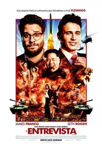 A Entrevista - Poster / Capa / Cartaz - Oficial 4