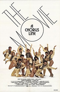 Chorus Line - Em Busca da Fama - Poster / Capa / Cartaz - Oficial 3