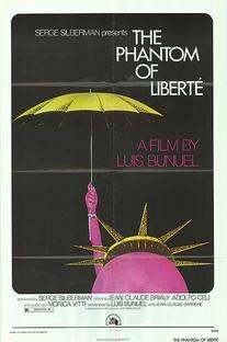 O Fantasma da Liberdade - Poster / Capa / Cartaz - Oficial 3