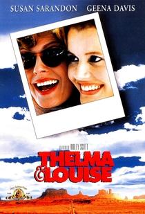 Thelma & Louise - Poster / Capa / Cartaz - Oficial 8