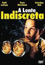 A Lente Indiscreta  - Poster / Capa / Cartaz - Oficial 1