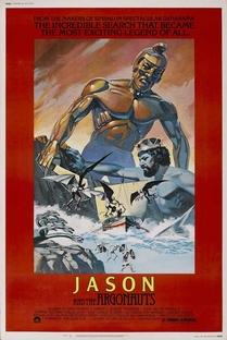 Jasão e o Velo de Ouro - Poster / Capa / Cartaz - Oficial 1