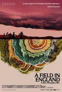 A Field in England - Poster / Capa / Cartaz - Oficial 1