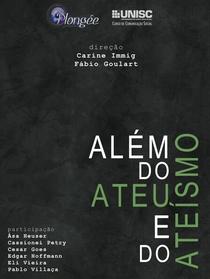 Além do Ateu e do Ateísmo - Poster / Capa / Cartaz - Oficial 1
