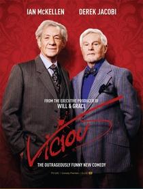 Vicious (1ª Temporada) - Poster / Capa / Cartaz - Oficial 2