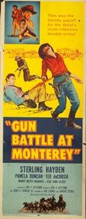 Duelo Em Monterey - Poster / Capa / Cartaz - Oficial 2
